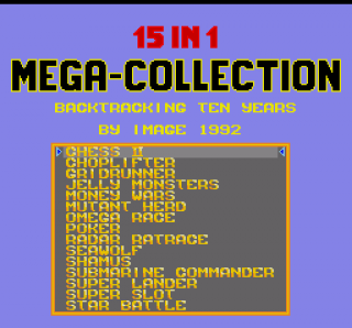 Turbografx 15-in-1 Mega Collection - Backtracking Ten Years