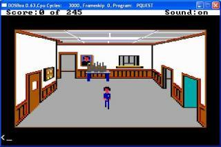 DOS Police Quest: In Pursuit of the Death Angel
