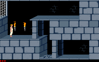 DOS Prince of Persia