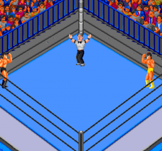 Turbografx Fire Pro Wrestling 3 - Legend Bout