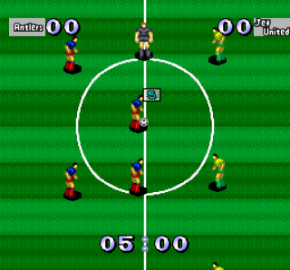Turbografx J. League Greatest Eleven