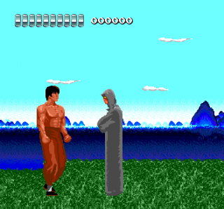 Turbografx Kung Fu, The
