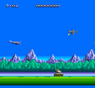 Turbografx P-47 - The Freedom Fighter