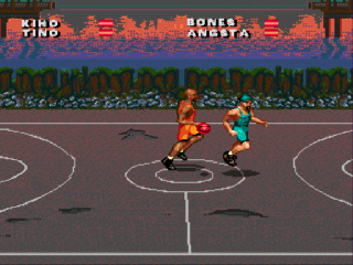 Sega Genesis Barkley Shut Up and Jam! 2