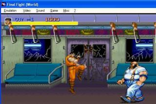 Capcom CPS1 Final Fight