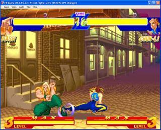 Capcom CPS1 Street Fighter Zero