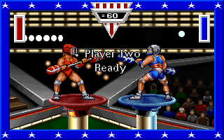 DOS American Gladiators