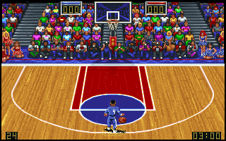 DOS The Dream Team: 3 on 3 Challenge