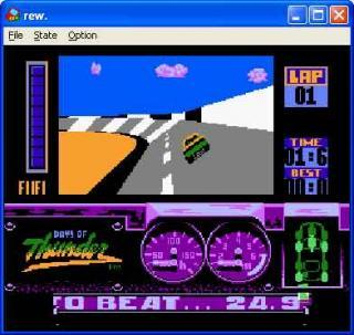 Dendy Days of Thunder