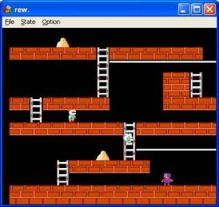 Dendy Lode Runner