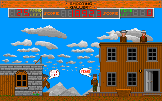 DOS Shooting Gallery