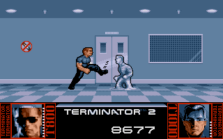 DOS Terminator 2: The Judgment Day