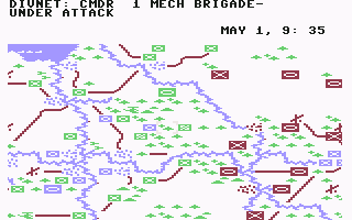 Commodore 64 NATO Commander