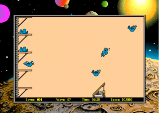 Windows Alien Arcade