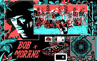 DOS Bob Morane: Jungle