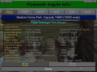 DOS Championship Manager 2