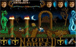 DOS Clive Barker&#39s Nightbreed: The Action Game