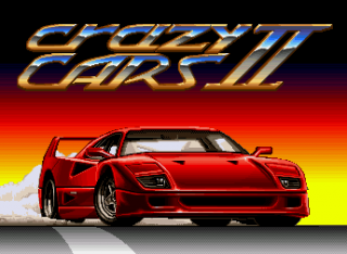 DOS Crazy Cars II