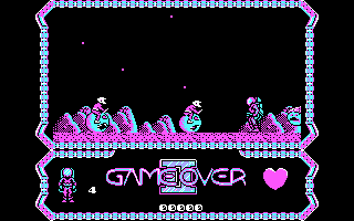 DOS Game Over II