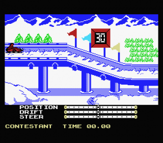 DOS Games: Winter Edition