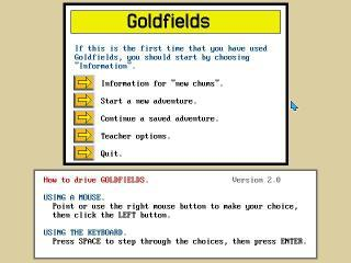 DOS Goldfields