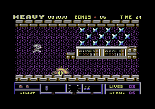 Commodore 64 Hard &#39n Heavy