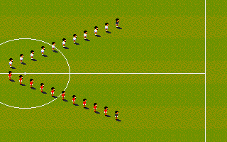DOS International Sensible Soccer