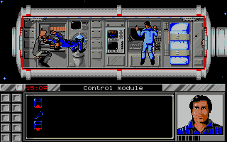 DOS Murders in Space