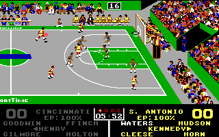 DOS Omni-Play Basketball