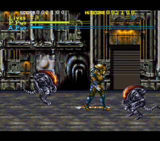 Super Nintendo Alien Vs Predator
