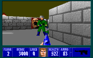 DOS  Spear of Destiny: The Lost Episodes