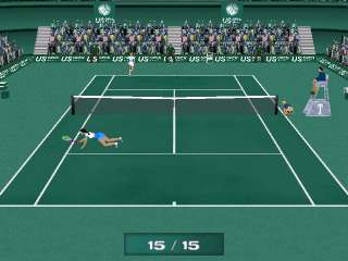 DOS Tie Break Tennis 98