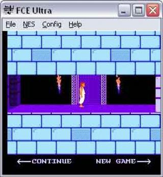Dendy Prince of Persia