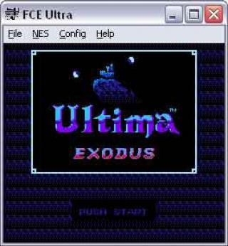 Dendy Ultima - Exodus
