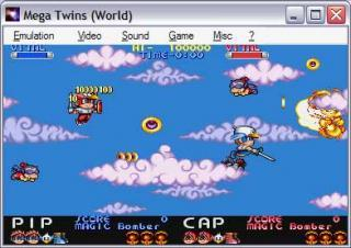 Capcom CPS1 Mega Twins