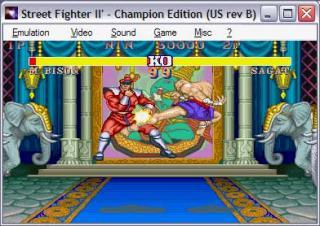 Capcom CPS1 Street Fighter II Champion Edition