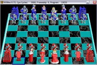 DOS Battle Chess