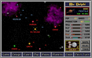 DOS Master of Orion
