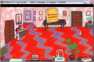 DOS Leisure Suit Larry 5: Passionate Patti Does a Little Undercover Work!
