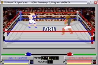 DOS 4d Boxing Deluxe