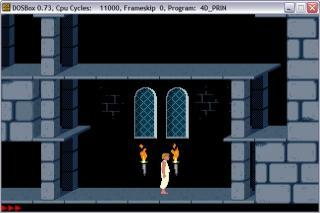 DOS 4D Prince of Persia