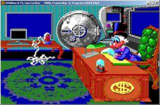 DOS Duck Tales The Quest For Gold
