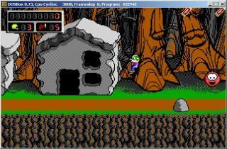 DOS Commander Keen 4 Secret Of The Oracle