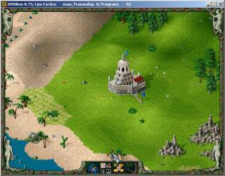 DOS Settlers 2 Gold