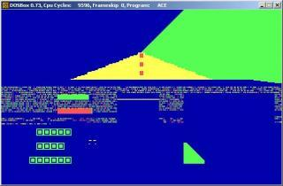 DOS Ace Air Combat Emulator