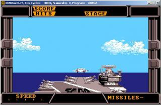 DOS After Burner II