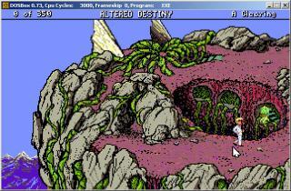 DOS Altered Destiny
