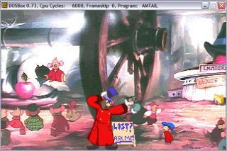 DOS An American Tail