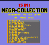 15-in-1 Mega Collection - Backtracking Ten Years